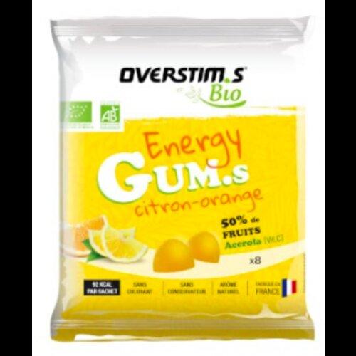 OVERSTIM.s Organic gummies